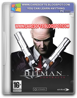 Hitman 4 blood Money Highly Compressed free Download