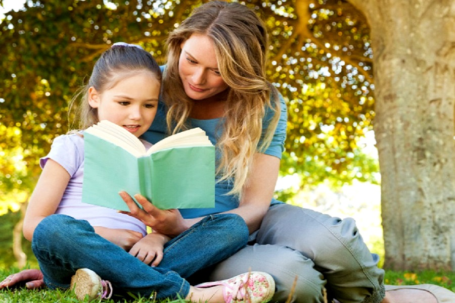 Benefits of Reading with children
