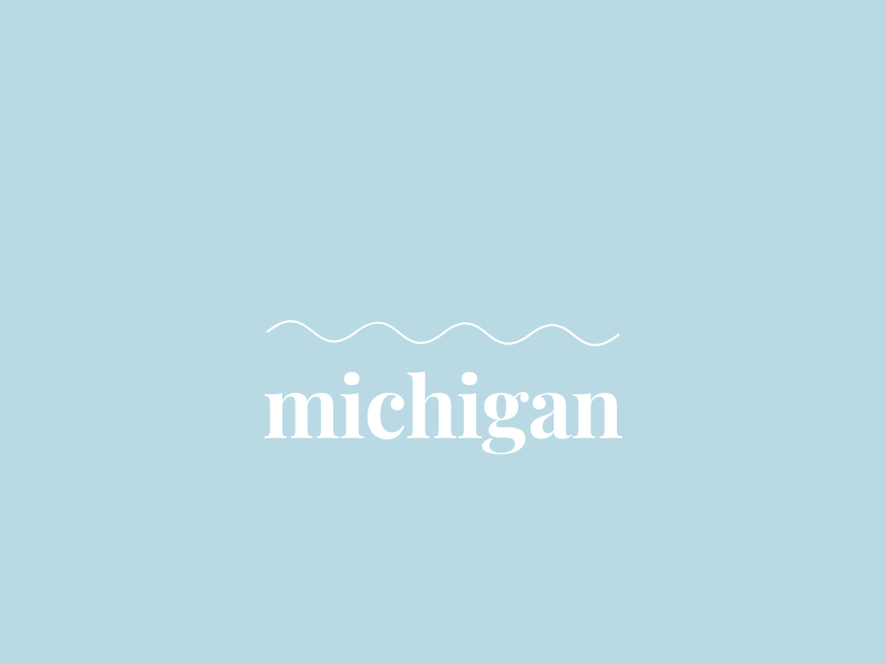 Postcard from Michigan | biblio-style.com