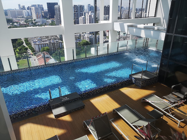 Sky Lounge Private Pool