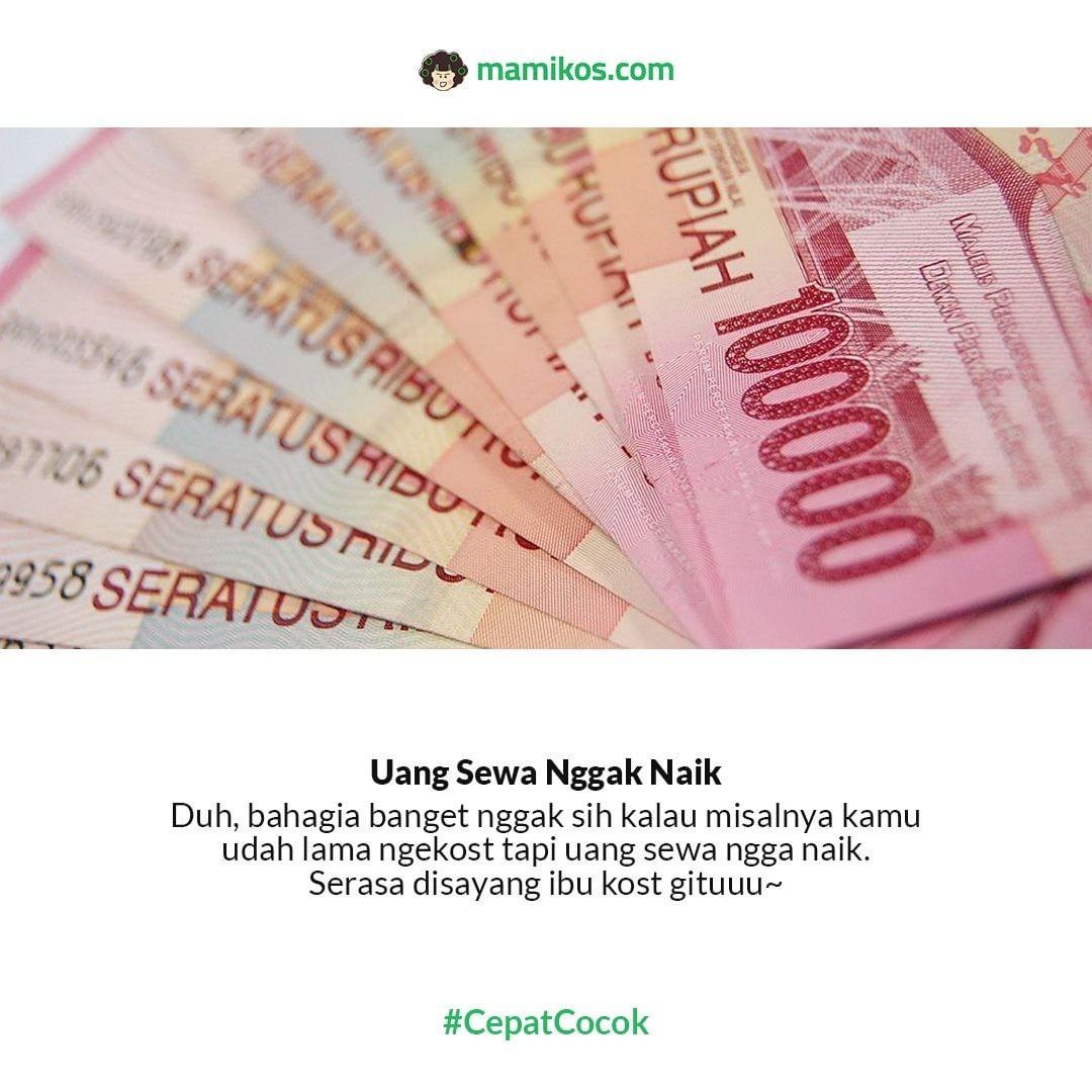 Uang Sewa Nggak Naik