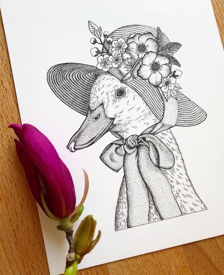 10-Mother-goose-Diane-Swartzberg-www-designstack-co