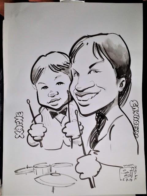 Εκδηλώσεις καρικατούρας: Όμορφα χαμόγελα και μάτια που λάμπουν από χαρά! ..καρικατούρες - σκίτσα για μικρούς και μεγάλους!