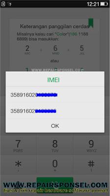 Cara Mengembalikan IMEI Android Enggineer Mode