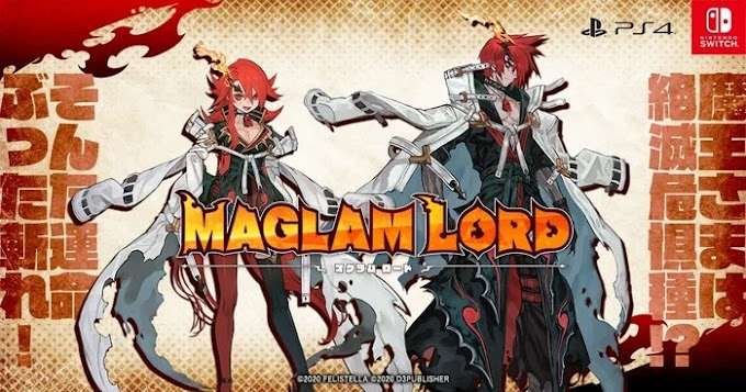 D3 Felistella anuncia novo jogo intitulado Maglam Lord