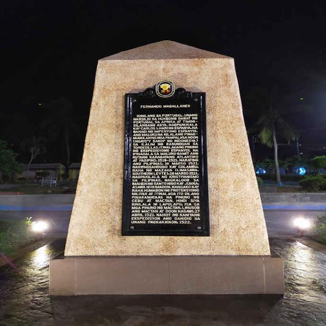 fernando magallanes historical marker