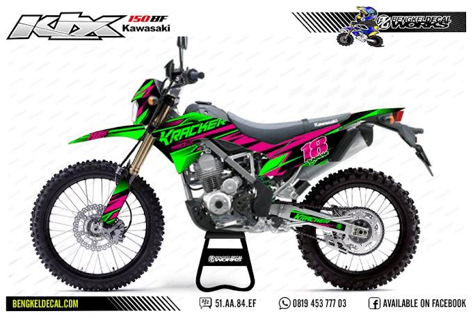 KLX 150 BF - Kracker