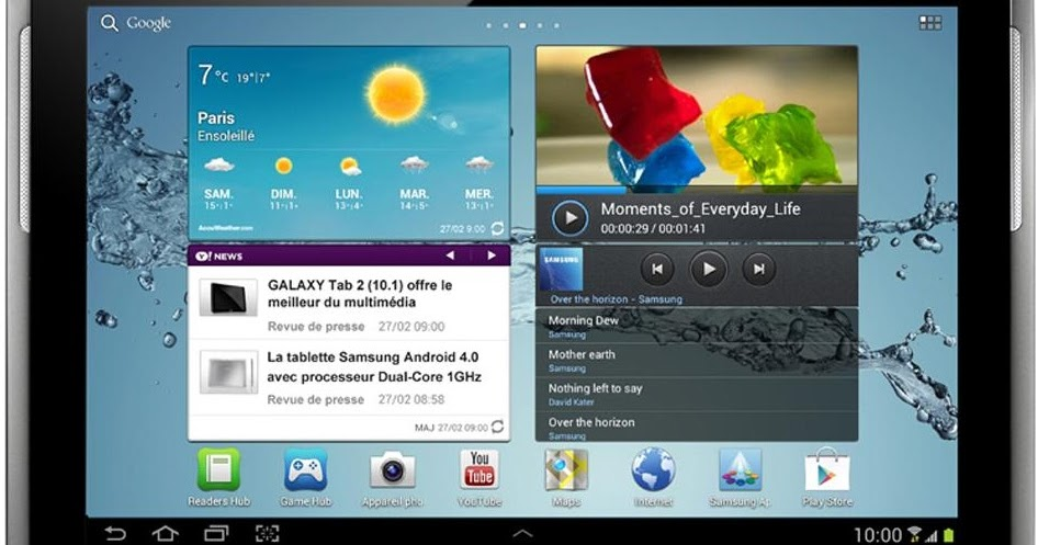 Top Five Samsung Galaxy Tab 2 10 1 P5113 Stock Rom - Circus