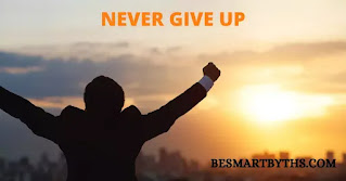 Never Give Up   Success Is Yours   Powerful Motivation   Besmartbyths.com