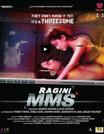 Ragini MMS (2011) Hindi 480p WEB-DL x264 300MB Movie Download