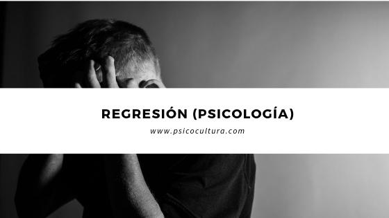 Regresión Psicología