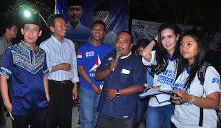 Hadir Di Acara Festival Oklik Muda Mudi Demokrat, Mas Ayik Berikan Apresiasi