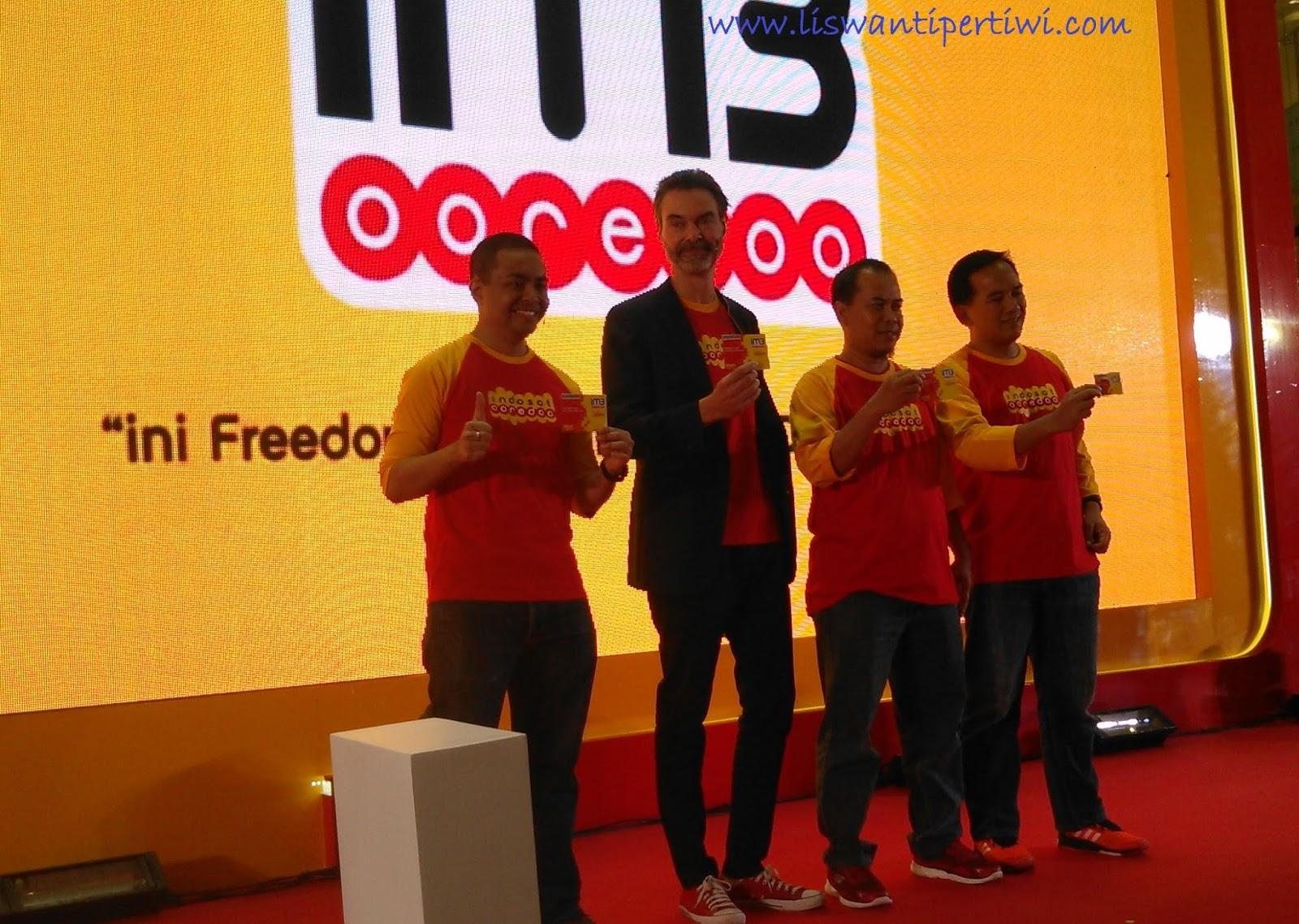 Semakin Happy Dengan Paket Freedom Combo Dari Indosat Ooredoo M Peluncuran Im3 Di Jakarta