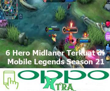 6 Hero Midlaner Terkuat di Mobile Legends Season 21