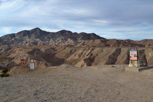 Calcite Mine Road