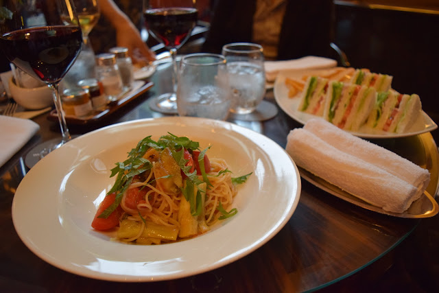 westin tokyo restaurants
