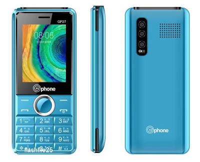 gphone gp27 flash file firmware