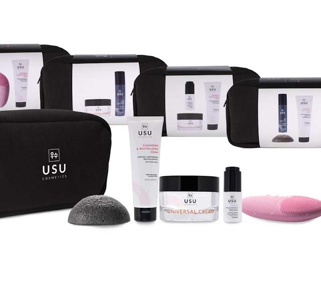 Packs de belleza Navidad Usu Cosmetics