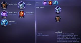 iron mask mobile legends