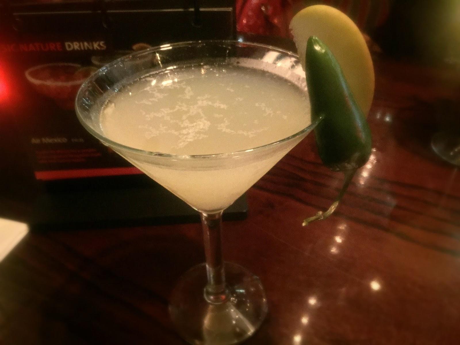 Formidable Joy | Formidable Joy Blog | Hard Rock Cafe | Food | National Chilli Week | National Chilli Week @ Hard Rock Cafe | Hard Rock Cafe London | Food Review | Apple Chilli Martini