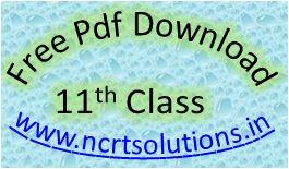 Cbse Class 11 Pdf