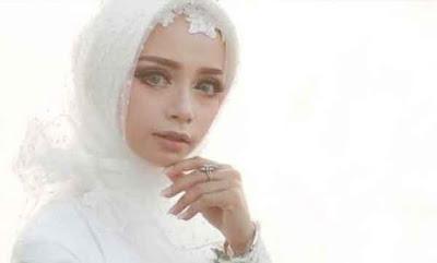 model kerudung pengantin 4