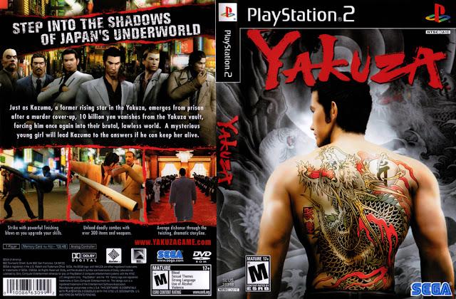 """Descargar Yakuza ps2 iso NTSC-PAL (Ryū ga Gotoku, lit. """"Como un Dragón"""") es una aventura de acción desarrollada y publicada por la empresa japonesa de videojuegos Sega, que aparece en 2005 para PlayStation 2."""