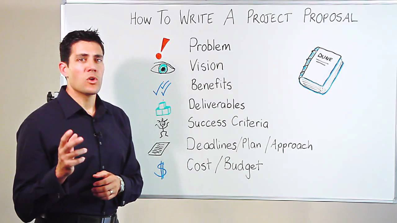 How To Write A Winning Project Proposal