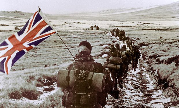 حرب جزر فوكلاند 1982