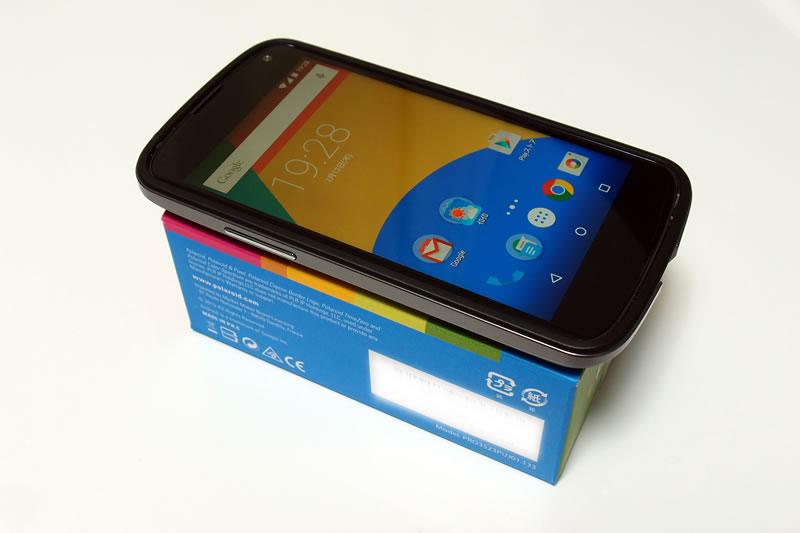 【Polaroid pigu】実は使う人を選ぶスマートフォン 2