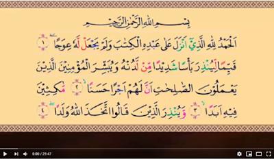 Al Quran Surat Al Kahfi dan Terjemah