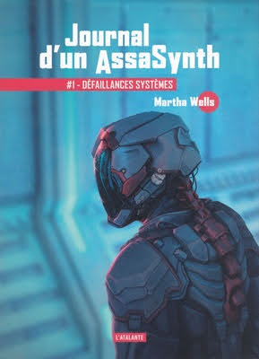 Journal d'un AssaSynth #1 Défaillances Systèmes - Couverture