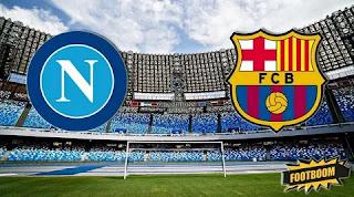 «Барселона» — «Наполи»: прогноз на матч, где будет трансляция смотреть онлайн в 22:00 МСК. 08.08.2020г.