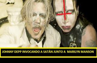 Kill4M y SAY 10, la canción donde Johnny Depp invoca a Satán junto a Marilyn Manson #Katecon2006
