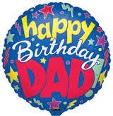 Gambar DP BBM Ucapan Selamat Ulang Tahun Untuk Ayah