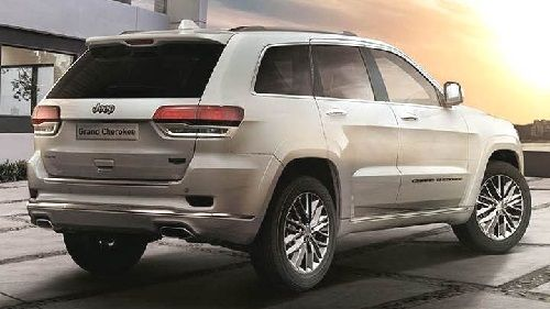 2017 Jeep Grand Cherokee Dimensions, Boot Space and Interior