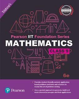 Pearson IIT Foundation Maths Class 9, 6e