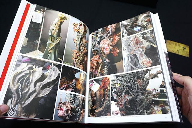 DSC01638 - 正宗哥吉拉 映画『シン・ゴジラ』公式記録集 ジ・アート・オブ・シン・ゴジラ  Godzilla Resurgence/Shin Godzilla[