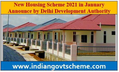 New Housing Scheme 2021