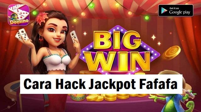Cara Hack Jackpot Fafafa