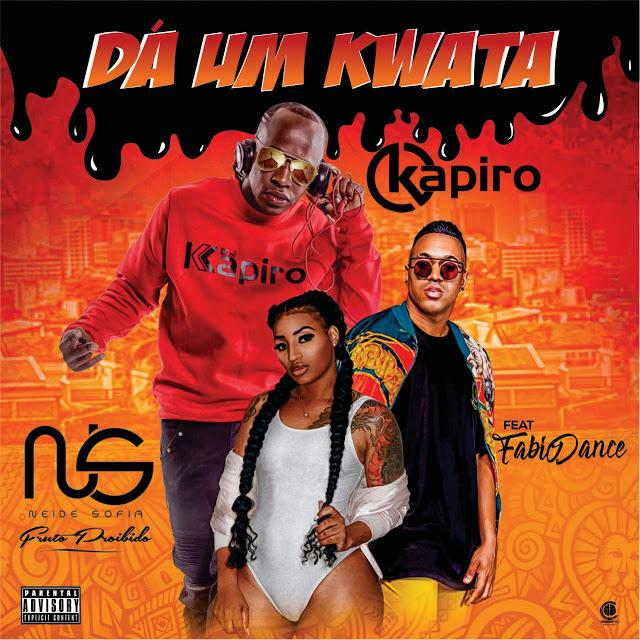 DJ Kapiro Feat. Fabio Dance & Neide Sofia - Dá Um Kwata Beat (Edit Dj Stony B Mr Ewaa)