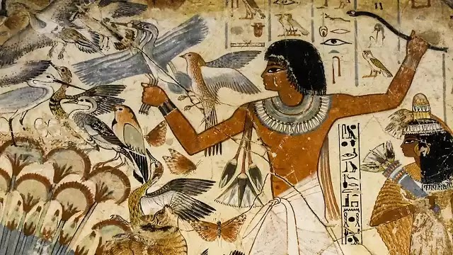 Ancient Egyptian Hunting
