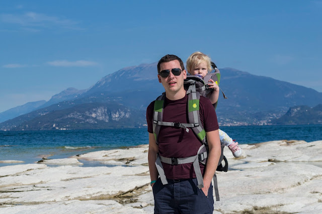 Is Lake Garda suitable for a young family?