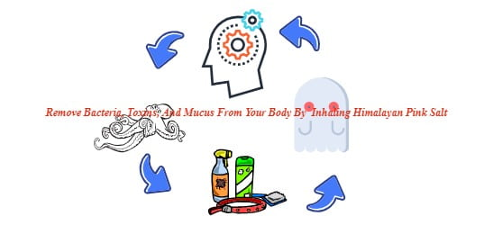 Bacteria, Toxins, And Mucus From Your Body