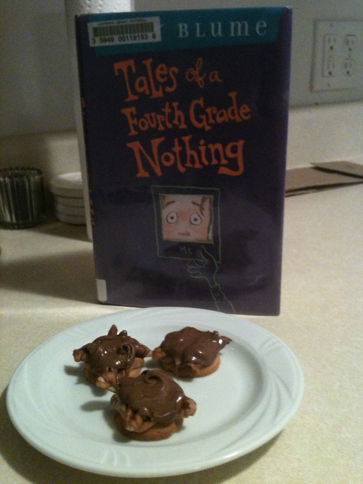 Kat Cooks The Books Tales Of A Fourth Grade Nothing Turtle Cookies