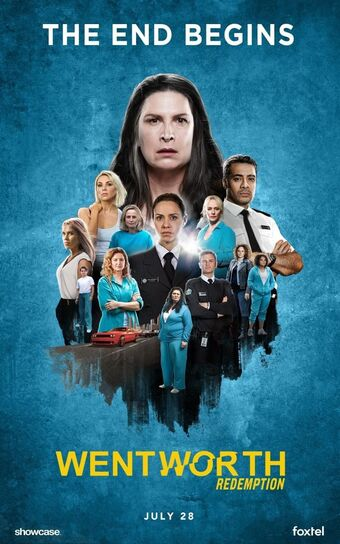Wentworth Temporada 8