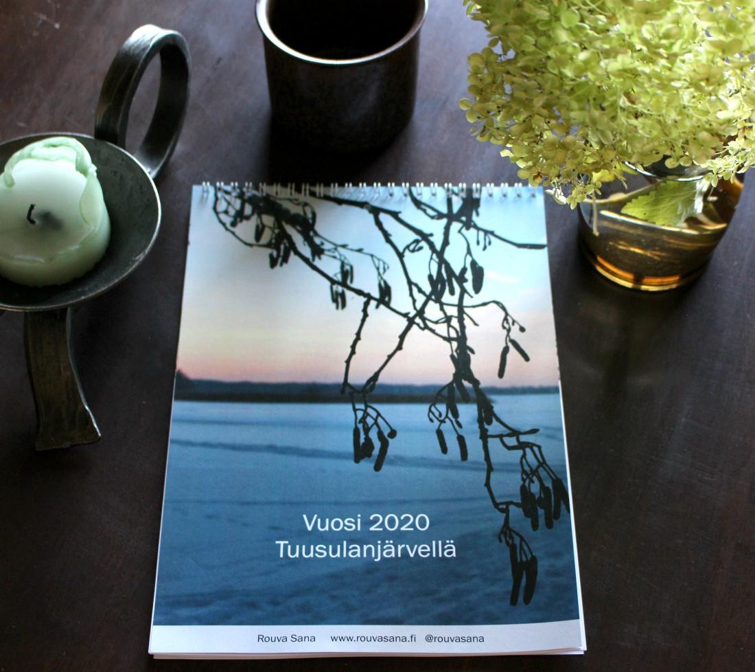 Vuosi 2020 Tuusulanjärvellä