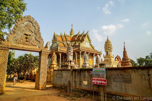Vat Kor - Battambang - Cambodge