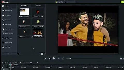 برنامج تركيب وجه على جسم في مقطع فيديو للكمبيوتر camtasia studio