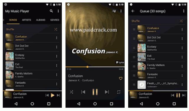My Music Player Premium New